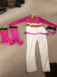 Girls Power Ranger costume Edmonton, T5Y 2S5