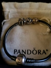 Authentic Pandora bracelet & charms  Temple Hills