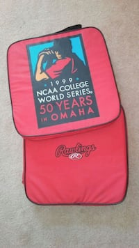 50th anniversary college world series cushions  Omaha, 68124