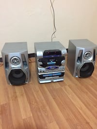 vcd stereo system