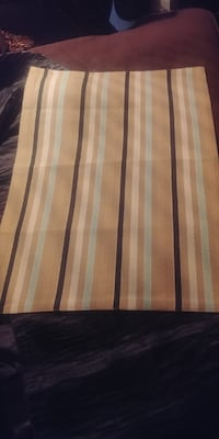 2 SETS LEFT**NEW PRICE**4 PC/SET Striped Dining Placemats*IF AD'S UP, STILL AVAILABLE  Hamilton