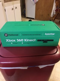 Xbox 360 kinect with ac adapter Charlevoix, 49720