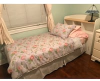 Bed / Matress / Box Spring / Headboard - qty 2 100$ each or 2 for 150$