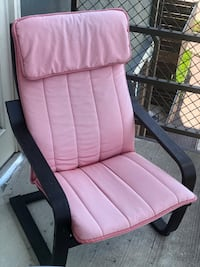 Padded patio chairs