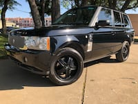 Land Rover - Range Rover Super Charged- 2008