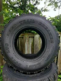 5 heavy duty tires  Brantford, N3S 2C3