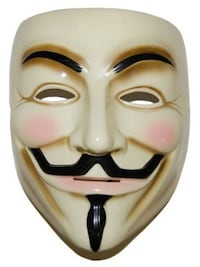 Anonymous mask, 2 for $10