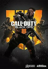 Black ops 4 ps4 played once Rockaway, 07866