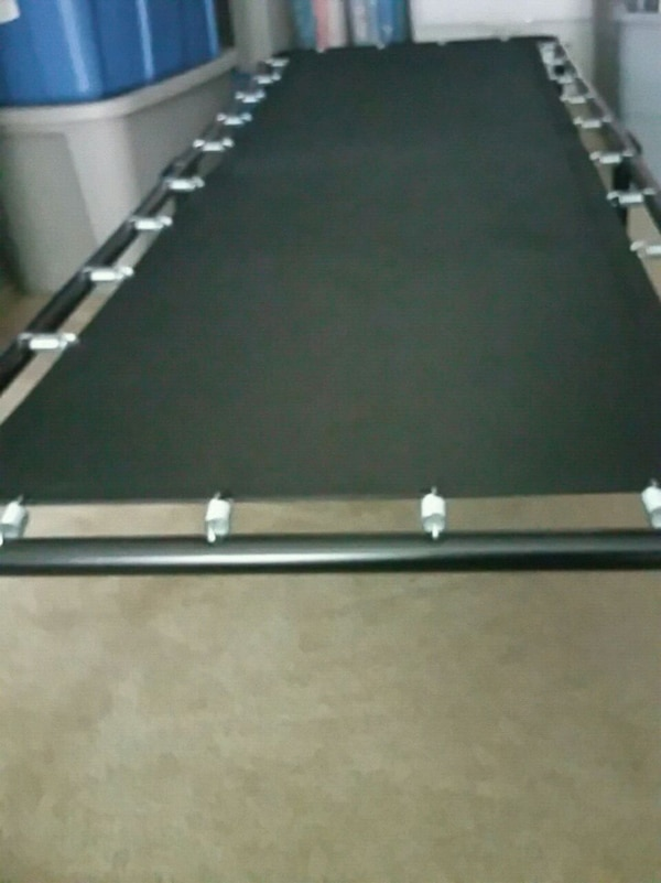 Cot bed without matress