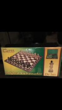 Brand new chess board! Never open  Bel Air, 21014