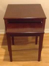 Two Nesting Tables Land O Lakes, 34638