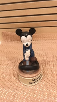 Mickey Mouse ceramic figurine