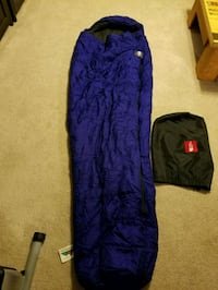 The North Face sleeping bag Manassas, 20112