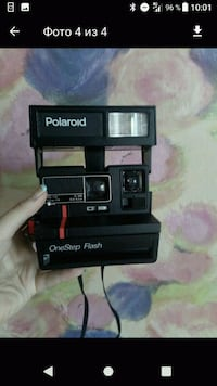 черная камера Polaroid One Step Novorossiysk