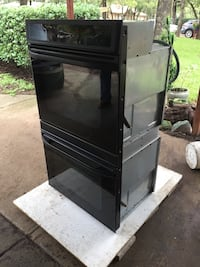Black Double Oven North Richland Hills, 76182