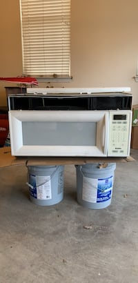 Kenmore above range microwave. Works great. Must be picked up. Heavy. FREE!!! Murfreesboro, 37128