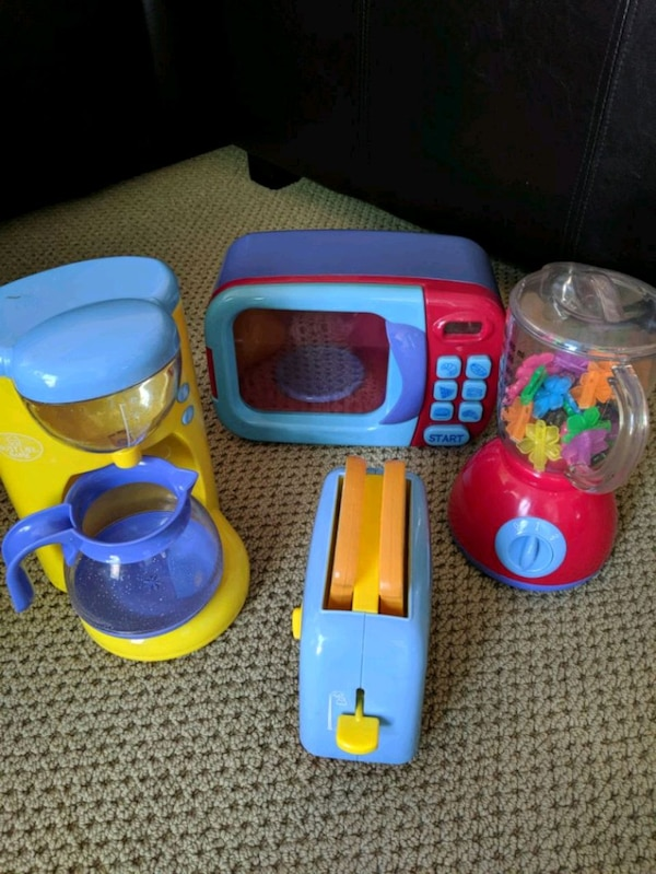 Kitchen Appliances Just like home toys +