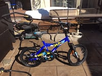 Child's Bike. Only used once. Penticton, V2A 6M4