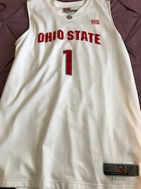 Rare Ohio State Basketball Jersey XL