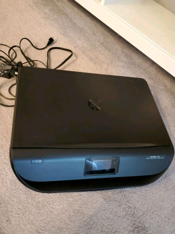 HP printer and scanner  0