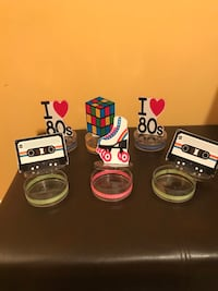 80s Favors or Candy Dispensor