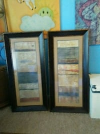 2 pictures with frames Myrtle Beach, 29572