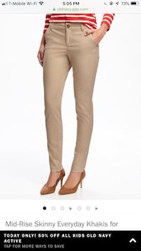 Uniform khakis  Los Angeles, 90059