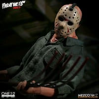 Mezco One Friday the 13th Jason Vorhees Collector Figure Chicago, 60603