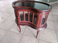 Antique Style Serving Curio Cabinet Pinellas Park, 33782