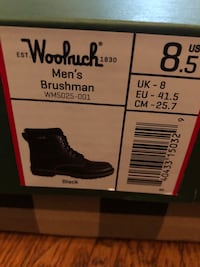 Leather work boots  Fort Wayne, 46806