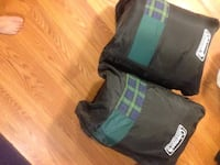 One Coleman Autumn Sleeping Bag - Green Derwood, 20855