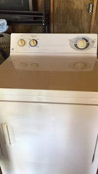 white front-load clothes washer Addis, 70710