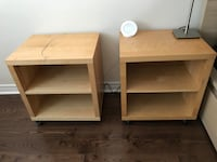End tables Vaughan