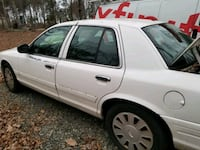2008 Ford Crown Victoria Police Pursuit w/Street Pkg (Fleet) Spotsylvania Courthouse