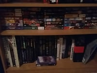 Star Wars Books (Novels and Informational) 508 km