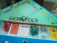 1996 Monopoly game Myrtle Beach, 29577