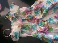Girls summer dress sz4t Downey, 90241
