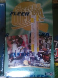 '94 fleer ultra trading card Somers Point, 08244