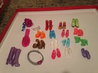 Barbie Shoes and accessories  San Leandro, 94578