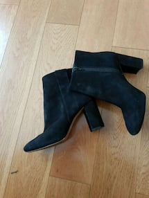 Nine West Real Suede Ankle Boots Women