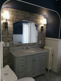 Kustom tile kitchen bathroom remodel Dexter, 04930