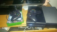 black Sony xbox one console with controller Laurel, 20723
