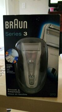 Braun series 3  new in box (never used) Edmonton, T5R 2W7