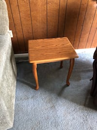 Brown end table would be nice for someone just starting out or whoever needs a end table. Good shape. Winchester, 22602