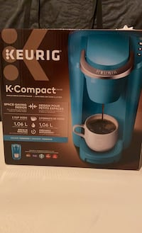 *BRAND NEW* KEURIG COMPACT