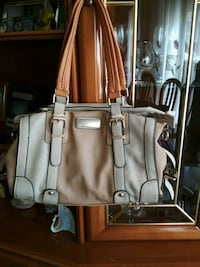 Bolso color beis y marron Torrent, 46900