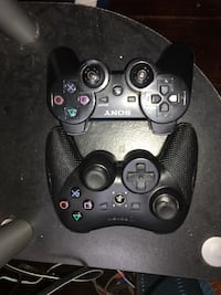 black Sony PS3 game controller Norfolk, 23509