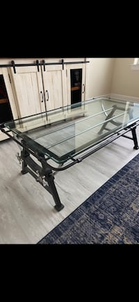 Drafters Coffee Table Sterling, 20164