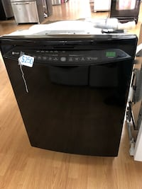 GE black dishwasher  Woodbridge, 22191