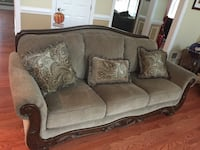 2 Brand New Ashley Martinsburg Couches Mountain Top, 18707